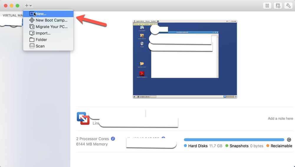 Import VirtualBox vmdk file into VMWare Fusion On Mac Guide – DevOps